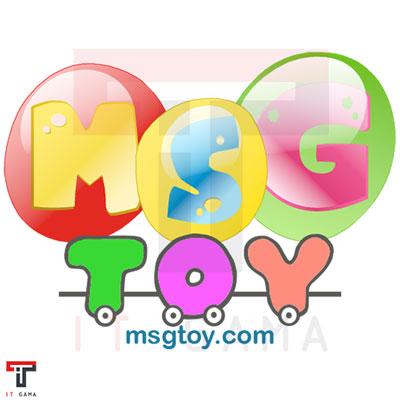 لوگوی سایت msgtoy